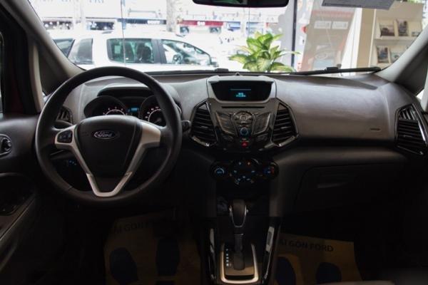 Ford EcoSport 2017 dashboard area