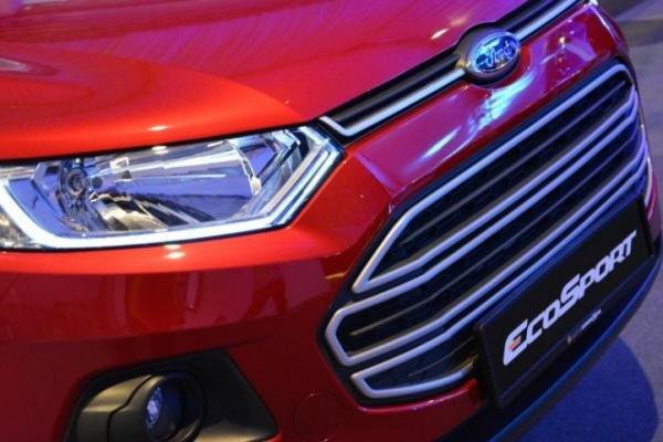 Ford EcoSport 2017 headlight