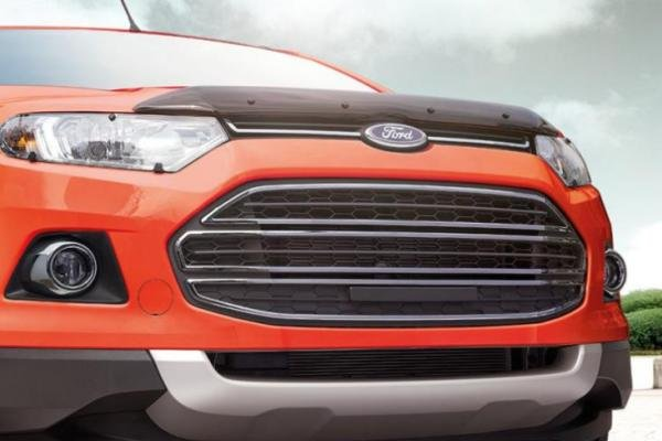 Ford EcoSport 2017 grille