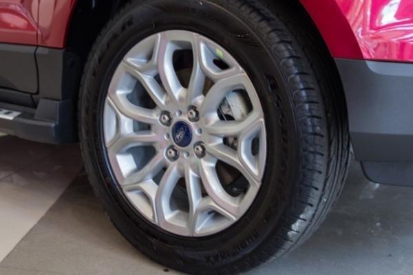 Ford EcoSport 2017 wheel