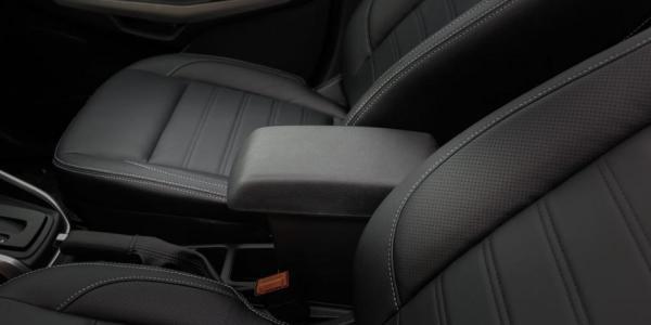 Ford EcoSport 2018 parking brake