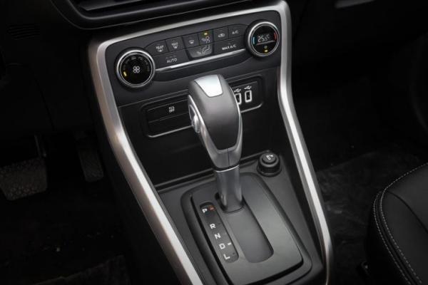 Ford EcoSport 2018 clutch