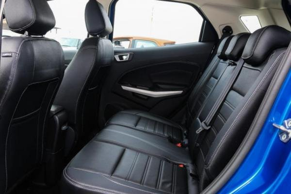 Ford EcoSport 2018 seats