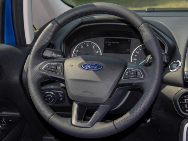 Ford EcoSport 2018 steering wheel