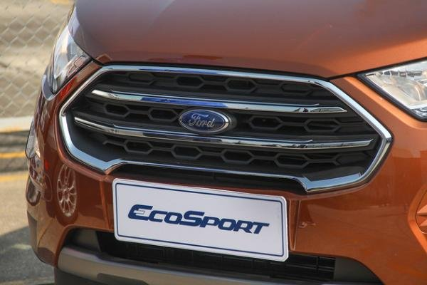 Ford EcoSport 2018 grille