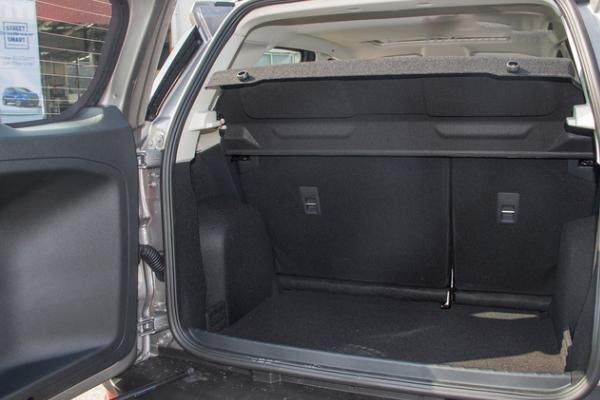 Ford EcoSport 2018 cargo