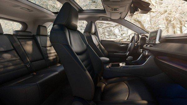 Toyota RAV4 2019 seats