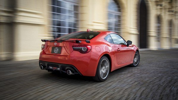 Toyota 86 860 2017 special edition