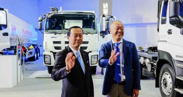 Isuzu Truck Fest 2018 organizers