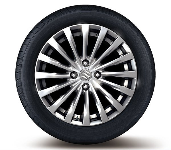 Suzuki Ciaz 2018 alloy wheel