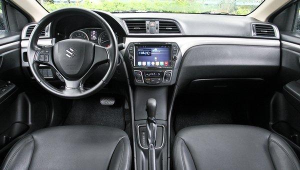 Suzuki Ciaz 2018 interior