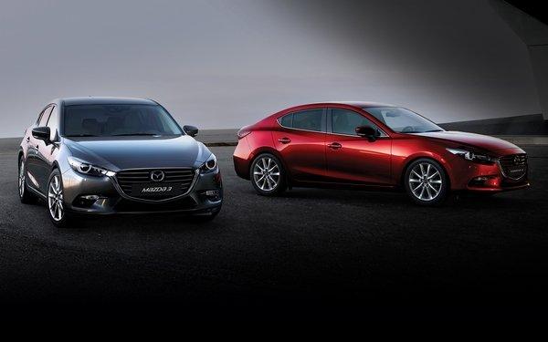 Mazda 3 2018 models