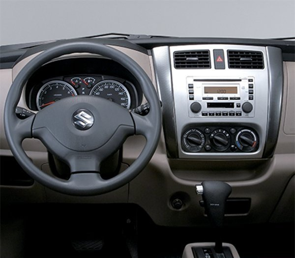 Suzuki Apv Interior The Infotainment System Comprising Am Fm Sound System And Cd Player Is Responsible For Keeping You Entertained