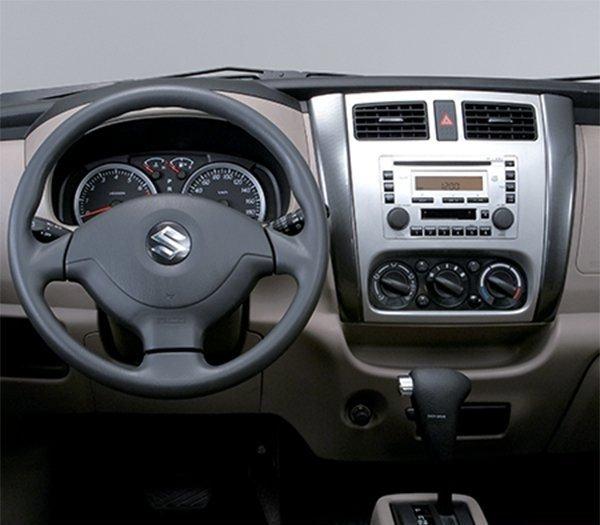 Suzuki APV interior