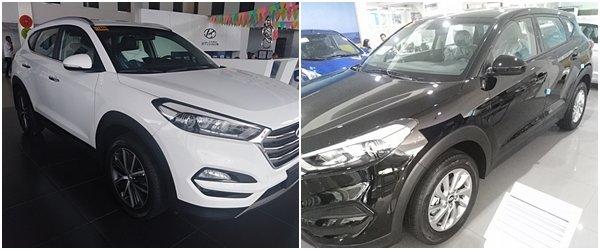 2018 Hyundai Tucson GLS side view