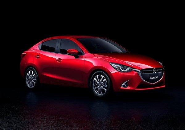 Mazda 2 2018 angular front