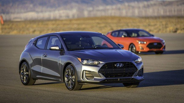 Hyundai Veloster 2019 Price Announced In The U S Market