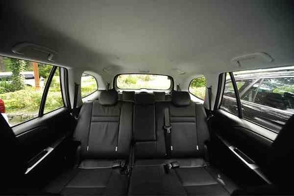Foton Toplander interior