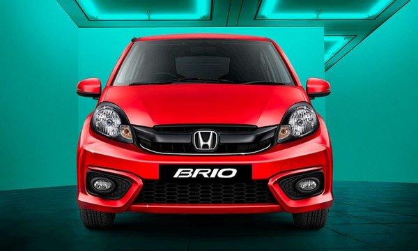 Honda Brio Amaze 2018 front view