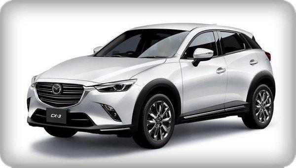 Mazda CX-3 2018 angular front