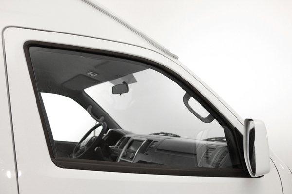 Foton Traveller 2018 cockpit