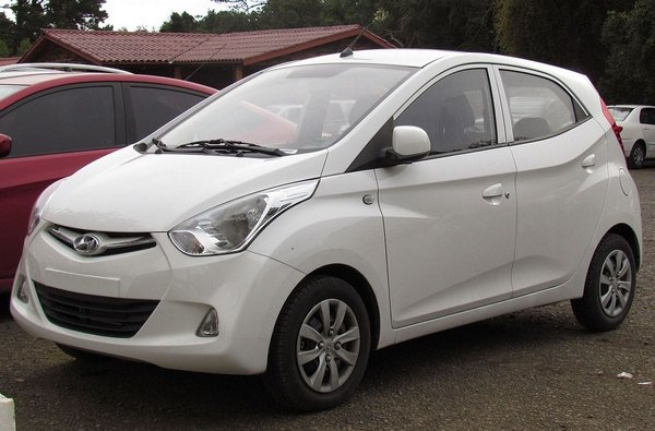 Hyundai Eon GL - a cheap car for sale