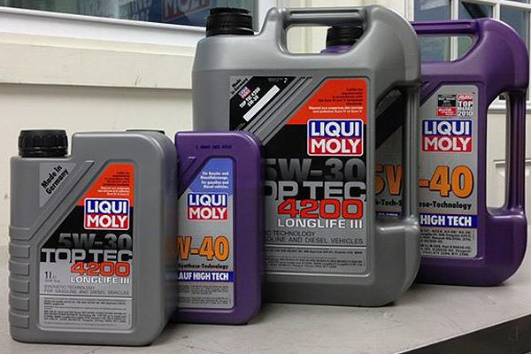 German Liqui Moly Coating Solution