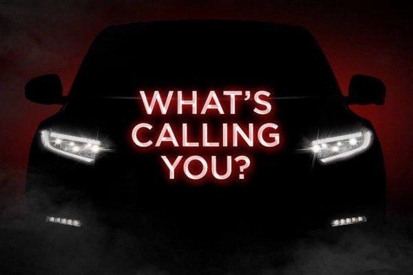 Honda HR-V 2018 facelift teaser