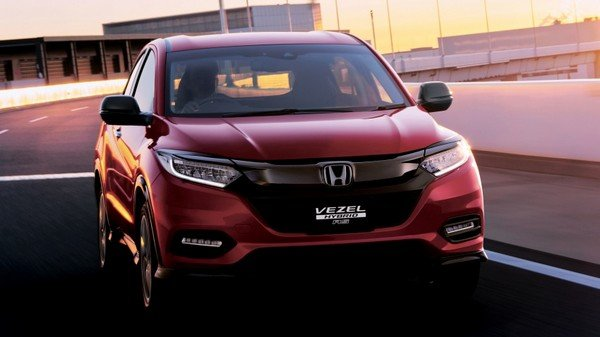 Honda HR-V 2018 facelift on the way