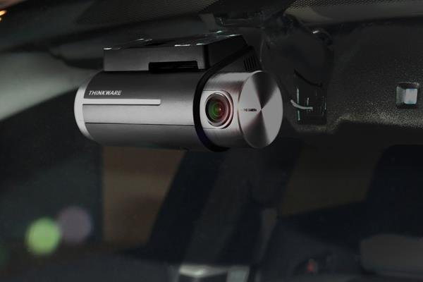 Ultra-compact Dash cam without LCD