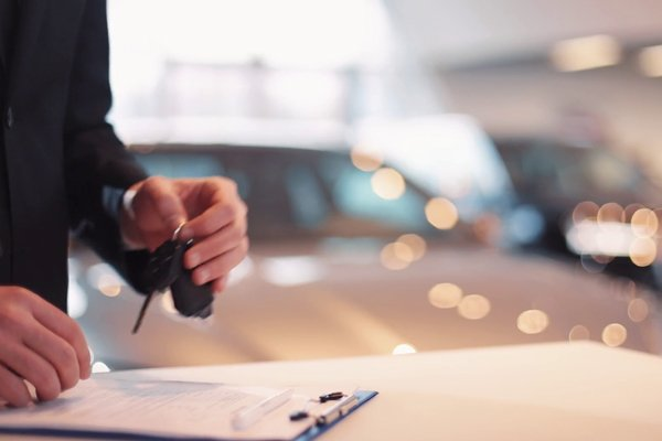 checking a car deal