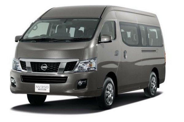 Nissan Urvan 2018 Philippines exterior