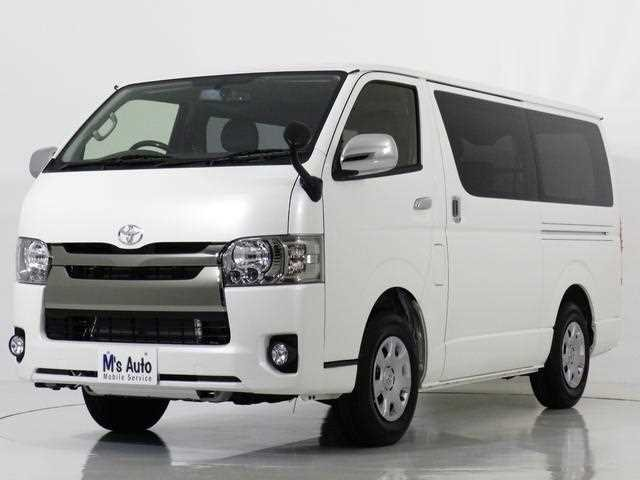 2018 Toyota Hiace Brand New Van For Sale 472515