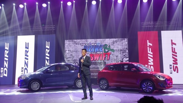 all-new suzuki swift 2018 launch in the philippines
