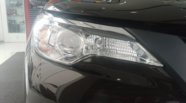 2018 toyota fortuner philippines headlights