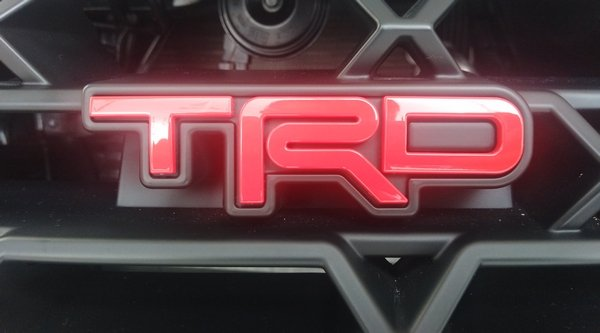 2018 toyota fortuner philippines TRD badge