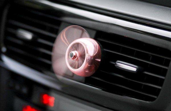 a car A/C fan