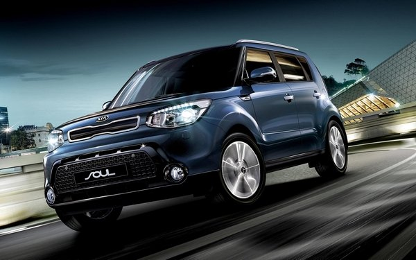 kia soul 2018 philippines on the road