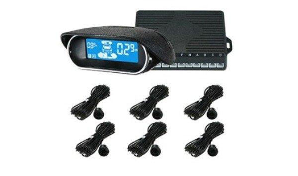 Electromagnetic parking sensor kit