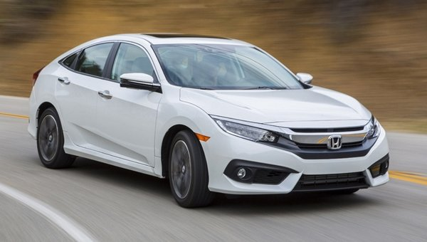 honda civic 2018 philippines on the road