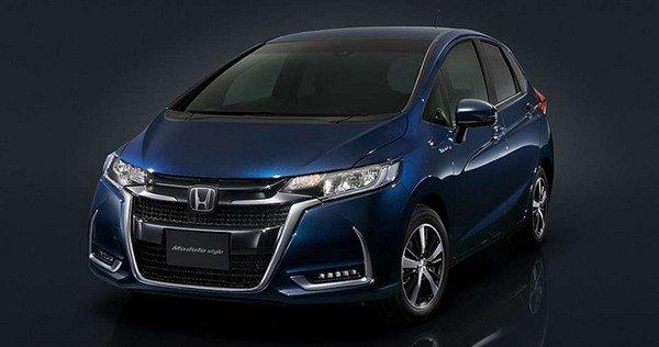 Honda Jazz in Modulo style