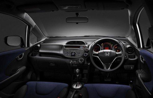 Honda Jazz Modulo's interiors