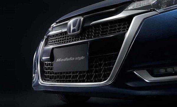 Honda Jazz Modulo's fascia