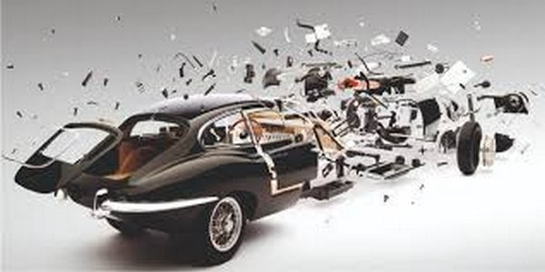 vintage cars spare parts