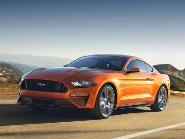 sports car philippines: ford mustang 2018