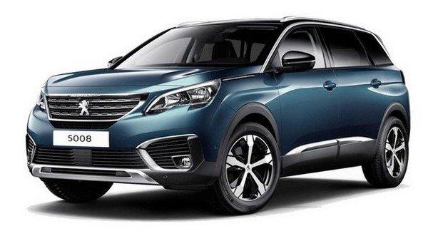 Peugeot 5008 2018 design