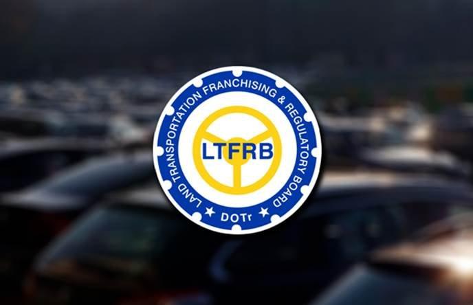 LTFRB logo.