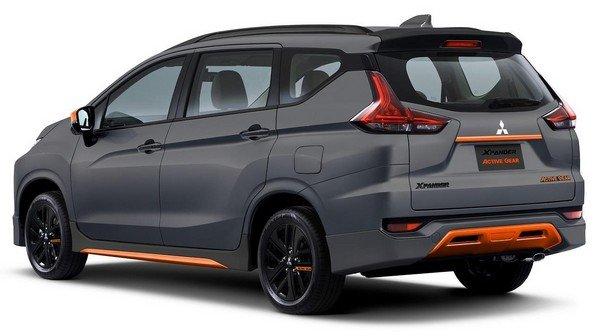 Mitsubishi Xpander rendering