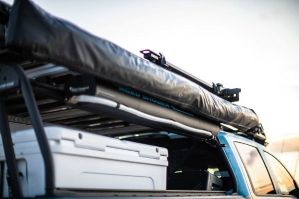 Nissan Titan 2018's roof rack