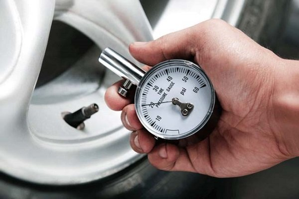 Always check for tire pressure especially during long drives.